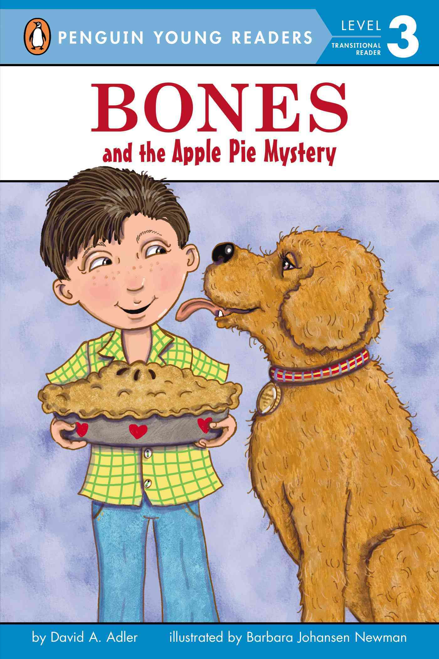 Bones and the Apple Pie Mystery By Adler, David A./ Newman, Barbara (ILT)